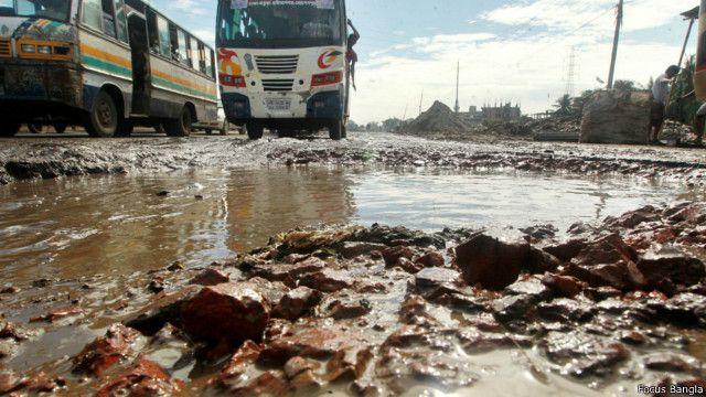 dhaka ctg highway