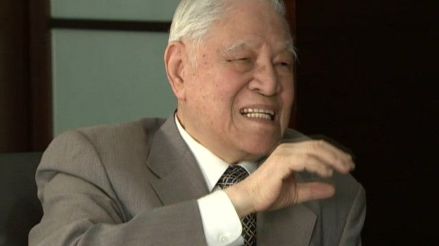 台湾前总统李登辉