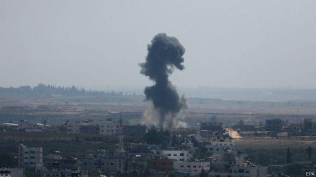 Hamas anuncia cessar-fogo de 24 horas em Gaza