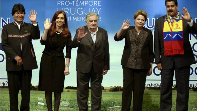 Com tarifa zero, Brasil quer anular Aliança do Pacífico
