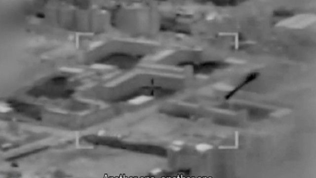 صواريخ تنطلق من غزة باتجاه اسرائيل