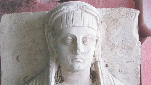 من آثار سوريا التاريخية