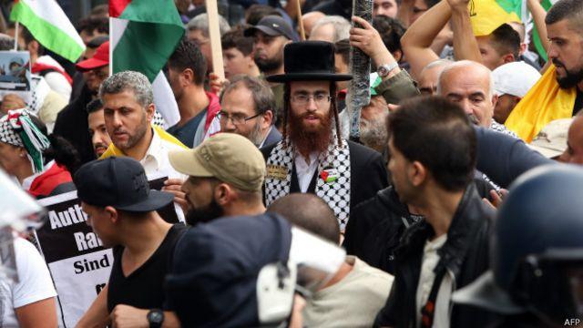 ¿Por qué a los alemanes les cuesta protestar por Gaza?