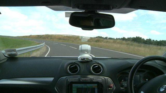 无人驾驶汽车测试