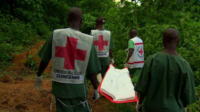 ابولا وائرس سی ہلاک ہونے والا ایک بچا