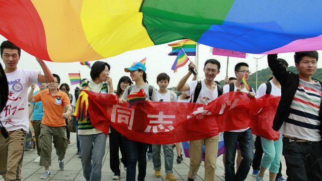 china gay