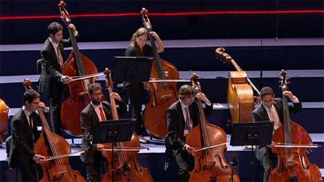 اجرایی در جشنواره پرامز