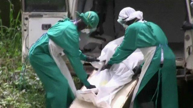 Epidemia do ebola (BBC)