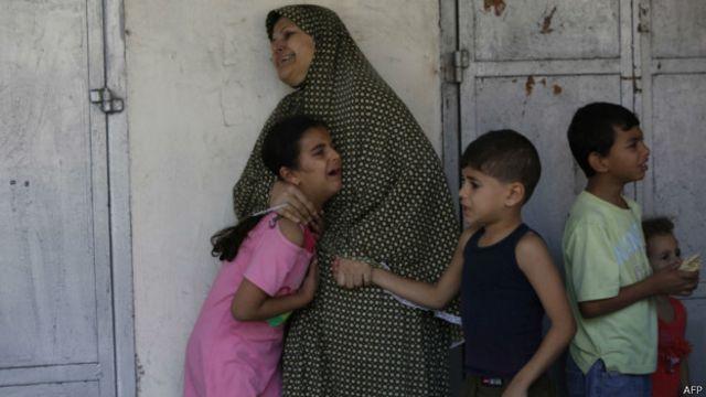 Israel e Hamas aceitam novo cessar-fogo de 72 horas
