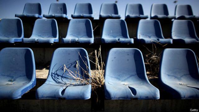 ¿Qué pasa con los estadios mundialistas y olímpicos abandonados?