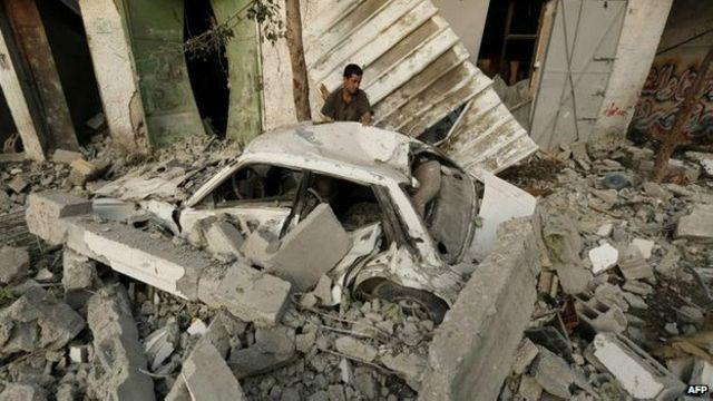Gaza: sigue la violencia mientras Egipto intenta negociar nuevo cese el fuego
