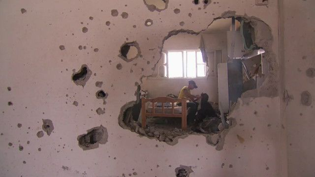 Gaza   Crédito: BBC