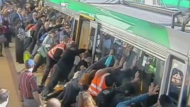 Tren en Perth
