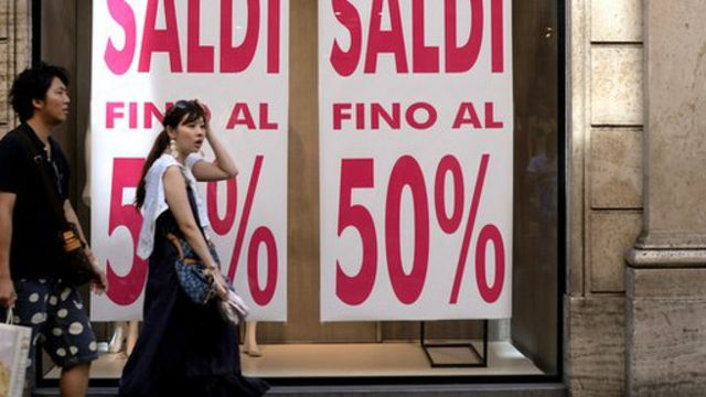 İtalyan ekonomisi yeniden resesyona girdi