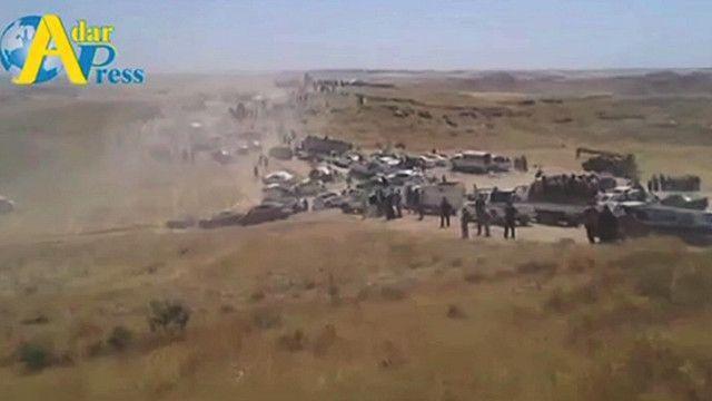 جبال السنجار غرب الموصل