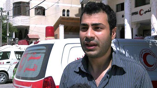 الطبيب باسل أبو وردة
