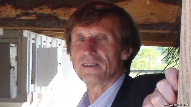 Уральский фермер Василий Мельниченко