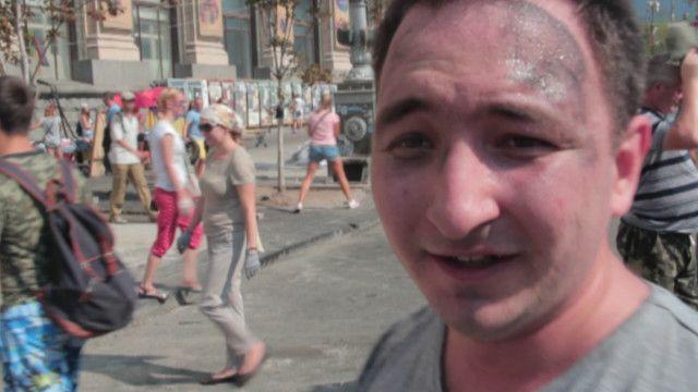 Суботник на Майдані