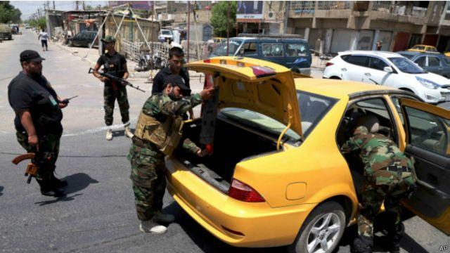 ترقب أمني في بغداد وكيري يحذر المالكي من مغبة إثارة المتاعب