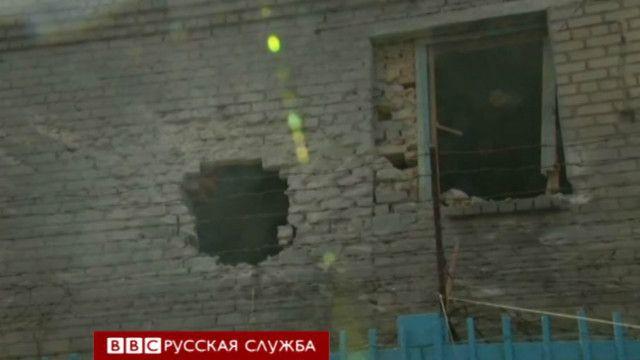 Тюрьма в Донецке