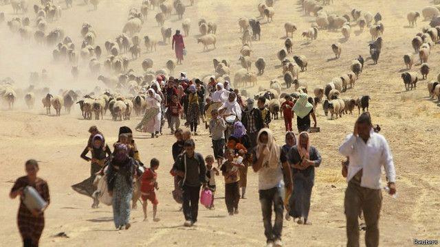 यज़ीदी, इराक़