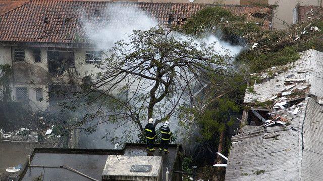 Accidente en Brasil
