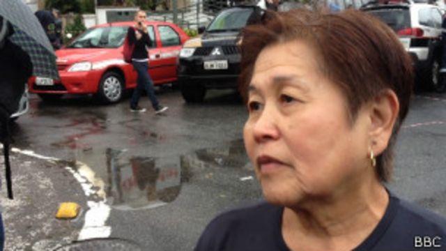 Explosão de jato leva terror e desperta solidariedade em moradores de Santos