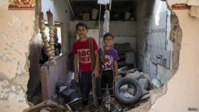 غزة: ماذا يدخر المستقبل لأطفال القطاع؟