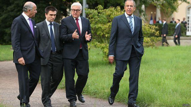 Переговоры по Украине в Берлине не принесли прорыва