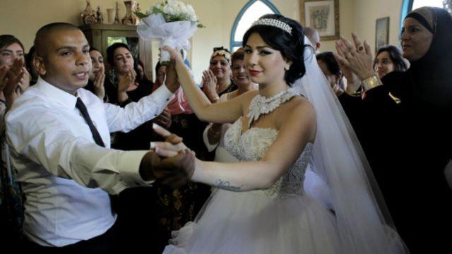 احتجاجات على زواج مسلم ويهودية في إسرائيل