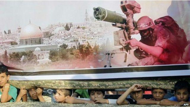 نزاع غزة: تواصل محادثات السلام في القاهرة