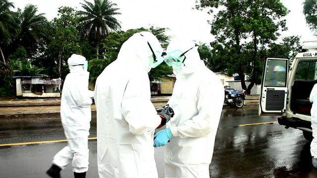 Ebola na Libéria (BBC)