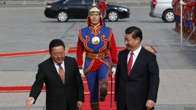 分析:習近平為何對蒙古「點對點訪問」?