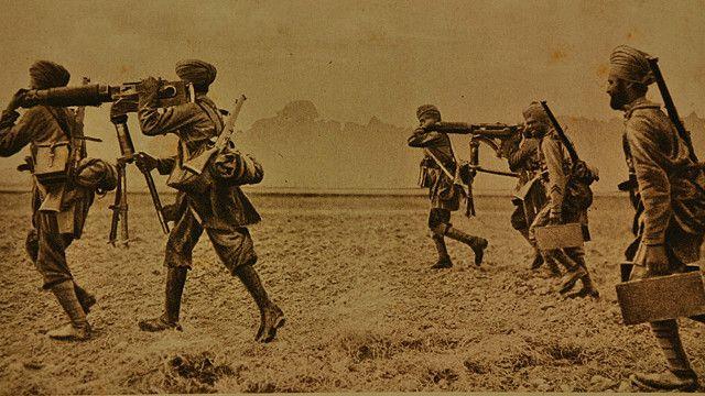 पंजाबी सैनिक