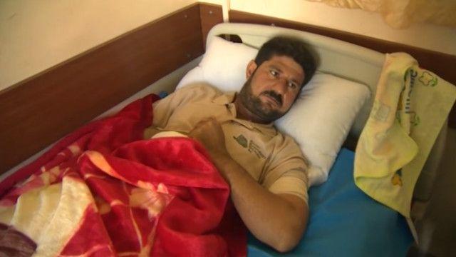 Sobrevivente de massacre no Iraque (BBC)