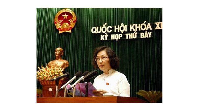 Bà Võ Thị Thắng