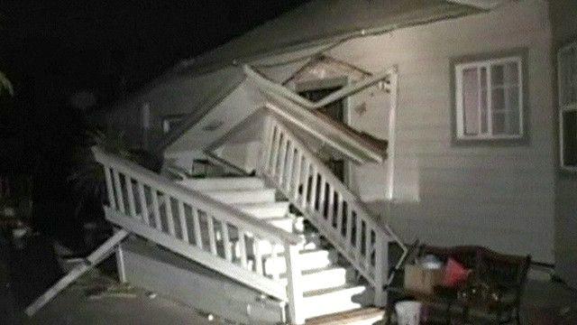 زلزال مدمر بقوة 6 درجات يضرب كاليفورنيا