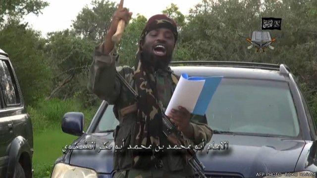 Abubakar Shekau, Shugaban Boko Haram