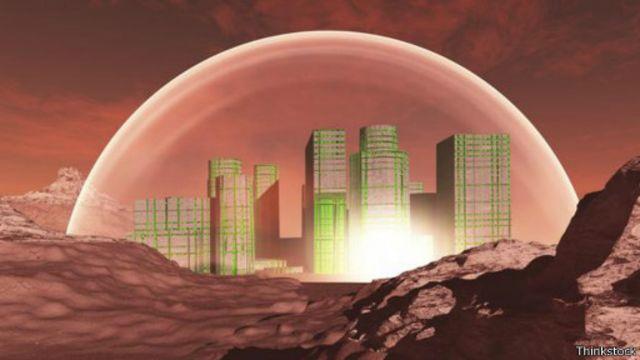هل نضع دستورا جديدا ينظم الحياة على كوكب المريخ؟