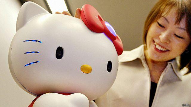 Hello Kitty no es una gata, según una experta