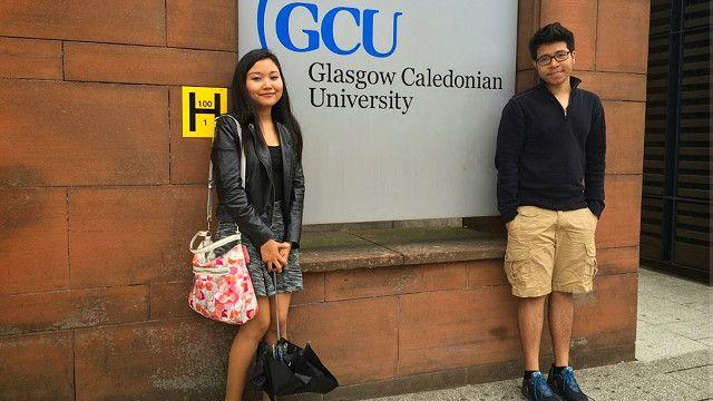 Glasgow GCU