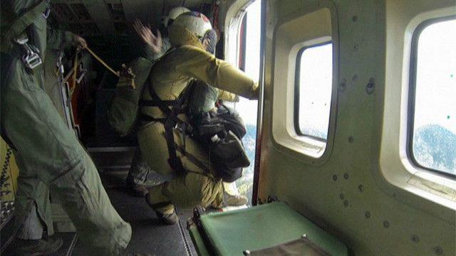 Bombero paracaidista