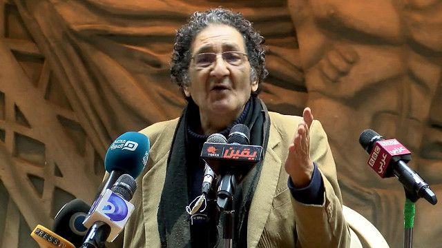 المحامي الحقوقي أحمد سيف