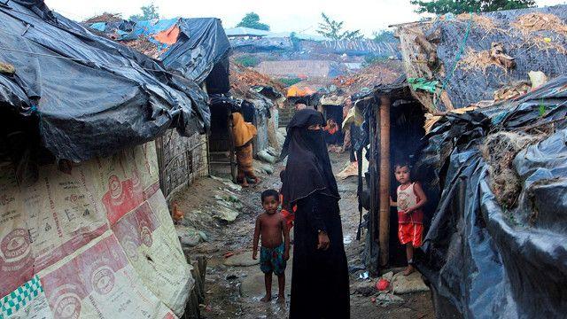 ရိုဟင်ဂျာဒုက္ခသည်စခန်း