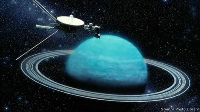 أورانوس أكثر الكواكب غرابة في مجموعتنا الشمسية