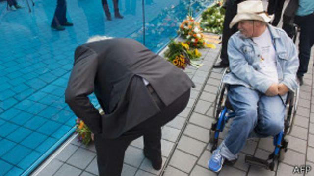 В Берлине открыт памятник инвалидам - жертвам нацизма
