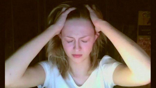 'میں اپنے بال نوچ نوچ کر گنجی ہو گئی'