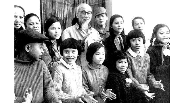 Cố Chủ tịch VN Hồ Chí Minh