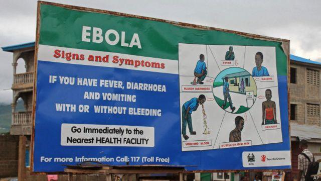 Ébola: MSF critica plan de aislamiento de Sierra Leona