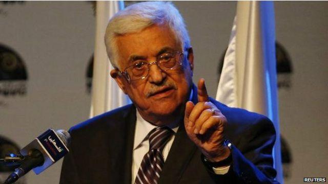 Presidente palestino Abbas lanza advertencia a Hamas
